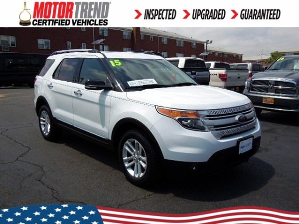2015 Ford Explorer in Hackensack, NJ