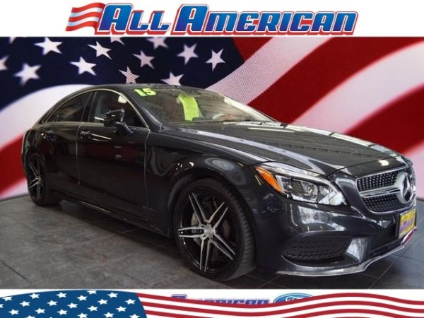 2015 Mercedes-Benz CLS CLS 550 4MATIC For Sale in Hackensack, NJ