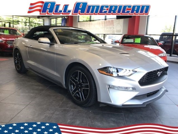 2018 Ford Mustang in Hackensack, NJ
