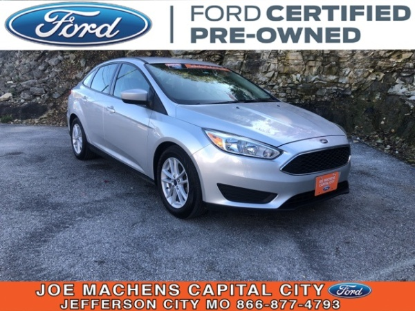 2018 Ford Focus in Jefferson City, MO