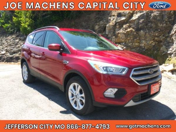 2017 Ford Escape in Jefferson City, MO