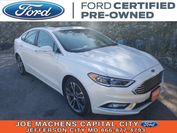2017 Ford Fusion in Jefferson City, MO