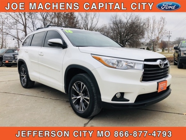 used toyota highlander for sale in columbia mo u s news world report. Black Bedroom Furniture Sets. Home Design Ideas