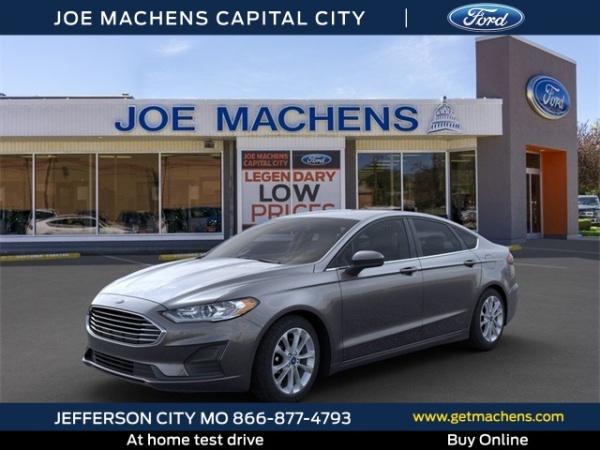 2020 Ford Fusion in Jefferson City, MO