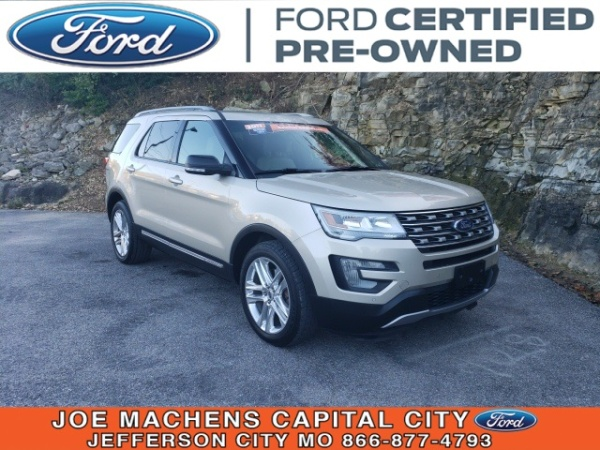 2017 Ford Explorer in Jefferson City, MO
