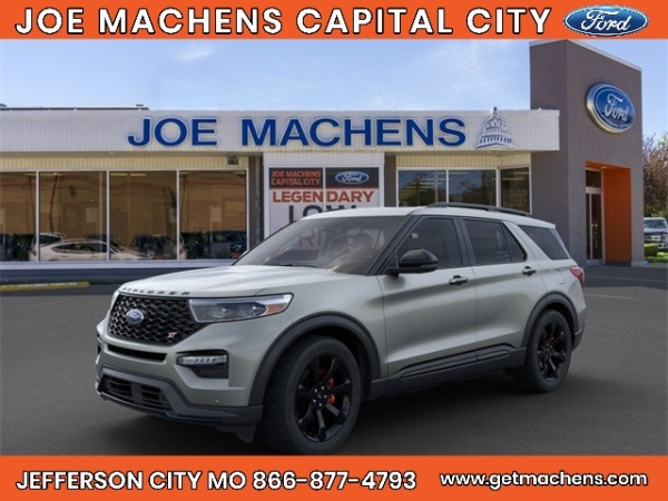 2020 Ford Explorer in Jefferson City, MO