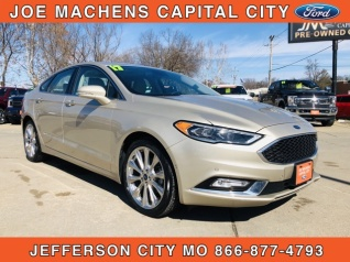 2017 Ford Fusion Platinum Fwd For In Jefferson City Mo