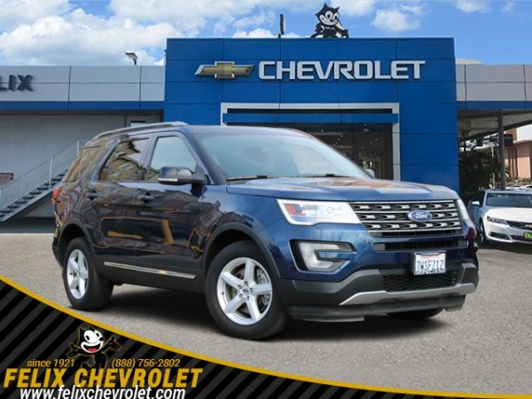2017 Ford Explorer in Los Angeles, CA