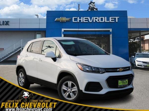 2020 Chevrolet Trax in Los Angeles, CA