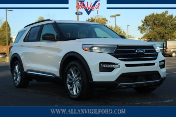 2020 Ford Explorer in Morrow, GA