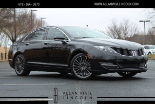 2016 Lincoln Mkz Hybrid Black Label Fwd For In Morrow Ga