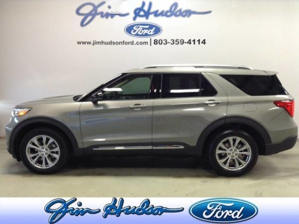 2020 Ford Explorer in Lexington, SC