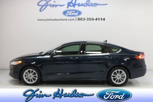 2020 Ford Fusion in Lexington, SC
