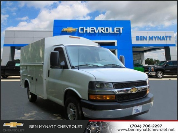 2019 Chevrolet Express Commercial Cutaway in Concord, NC