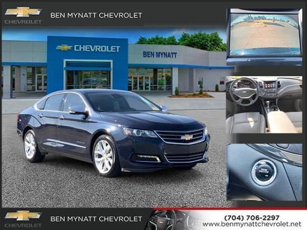 2016 Chevrolet Impala in Concord, NC