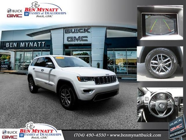 2018 Jeep Grand Cherokee in Concord, NC