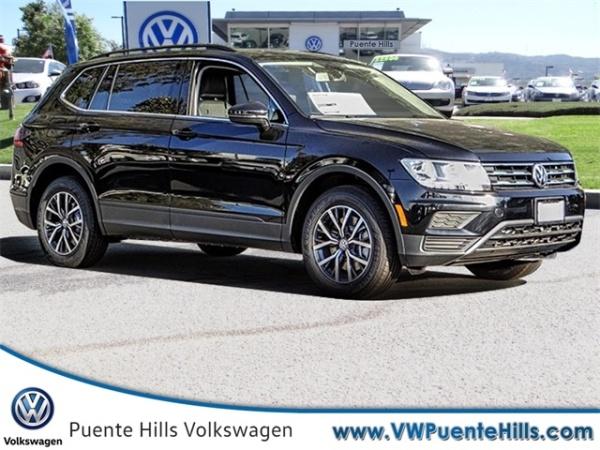 2019 Volkswagen Tiguan in City of Industry, CA