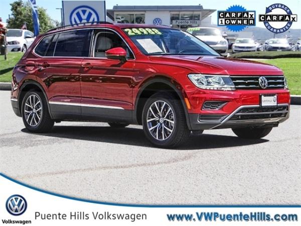 2018 Volkswagen Tiguan in City of Industry, CA