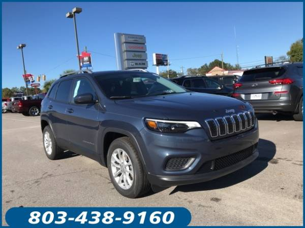 2020 Jeep Cherokee in Lugoff, SC