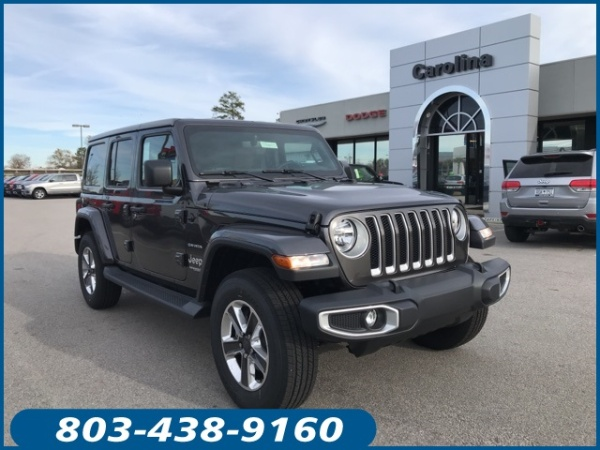 2020 Jeep Wrangler in Lugoff, SC