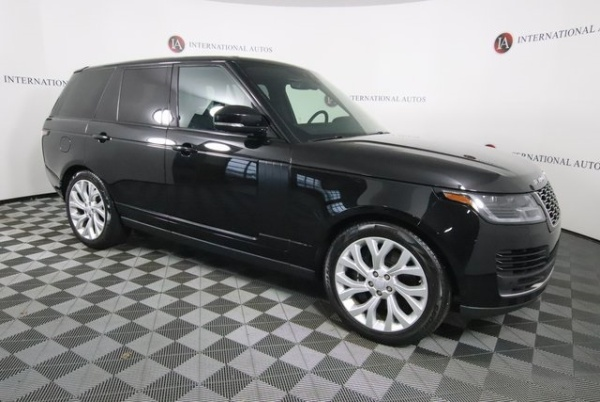 2018 Land Rover Range Rover in Tinley Park, IL