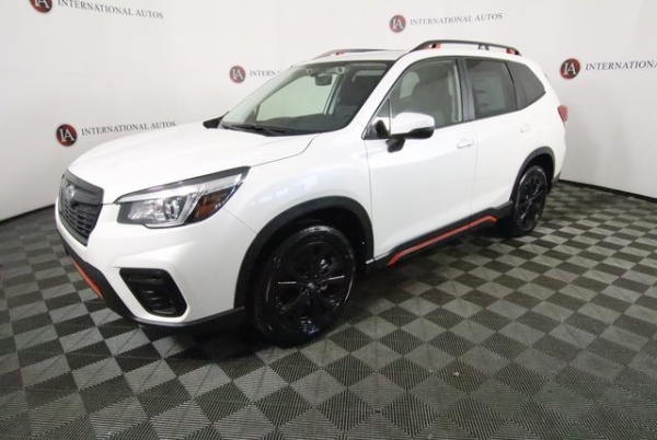 2020 Subaru Forester in Tinley Park, IL