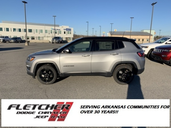 2020 Jeep Compass in Sherwood, AR