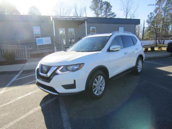 2017 Nissan Rogue in Smithfield, NC