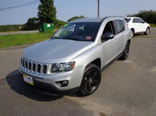 Lovely Used 2014 Jeep Compass Sport 4WD For Sale In Gorham, ME