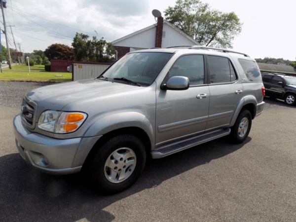 used toyota sequoia for sale in albany ny u s news world report. Black Bedroom Furniture Sets. Home Design Ideas