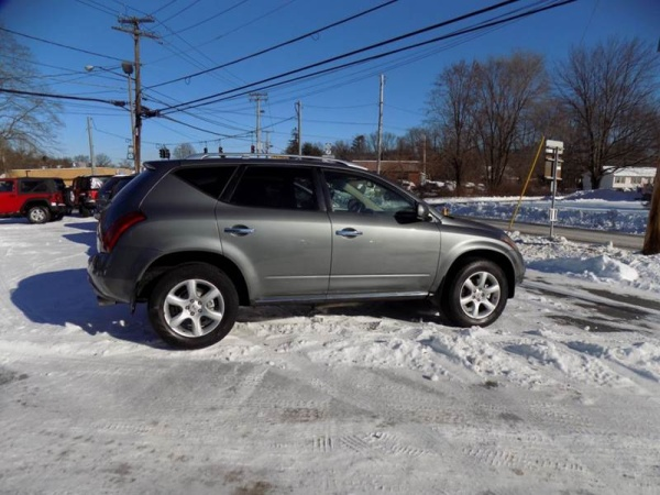 2006 nissan murano sl awd for sale in saugerties ny truecar. Black Bedroom Furniture Sets. Home Design Ideas