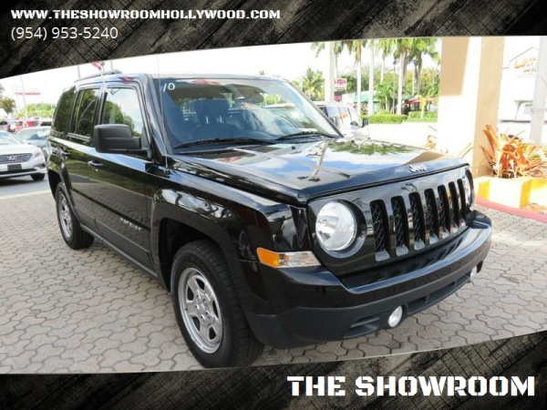 2015 Jeep Patriot in Hollywood, FL