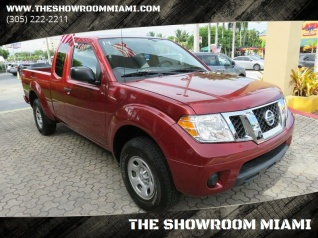 Used 2017 Nissan Frontier SV King Cab 2WD Auto For Sale In Hollywood, FL