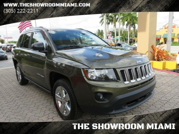 2016 Jeep Compass in Hollywood, FL