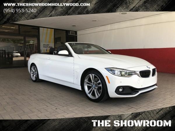 2018 BMW 4 Series in Miami, FL