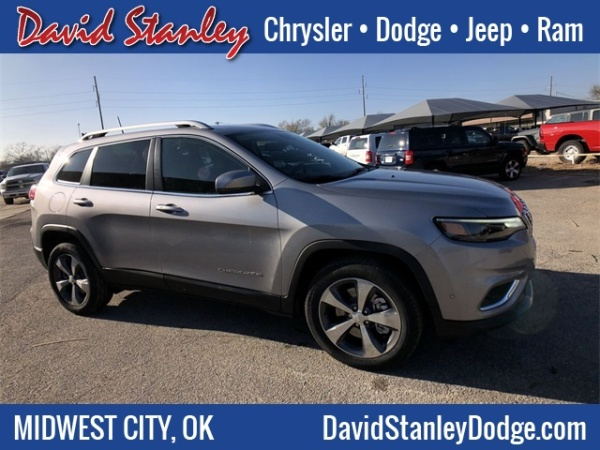2019 Jeep Cherokee in Midwest City, OK