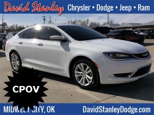 2016 Chrysler 200 Limited Fwd For In Midwest City Ok