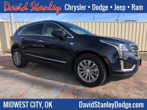 2017 Cadillac XT5 in Midwest City, OK
