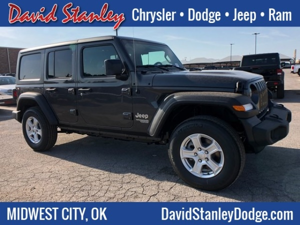 2020 Jeep Wrangler in Midwest City, OK