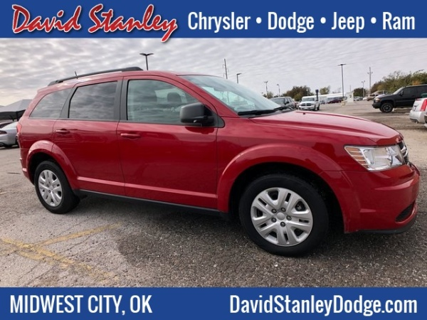 2018 Dodge Journey in Midwest City, OK