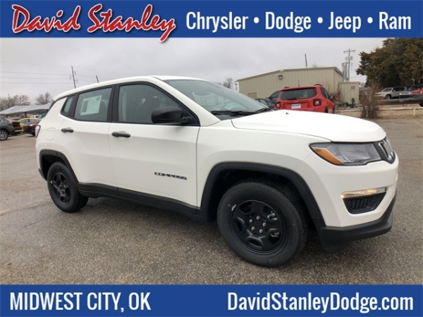 2019 Jeep Compass in Midwest City, OK