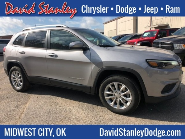 2020 Jeep Cherokee in Midwest City, OK