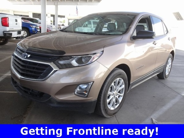 2019 Chevrolet Equinox Ls With 1ls Fwd For Sale In Yuma Az
