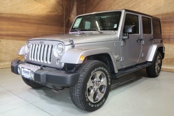 2016 Jeep Wrangler in Yuma, AZ
