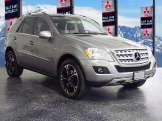 Used 2010 Mercedes Benz M Class ML 350 BlueTEC 4MATIC For Sale In Salt