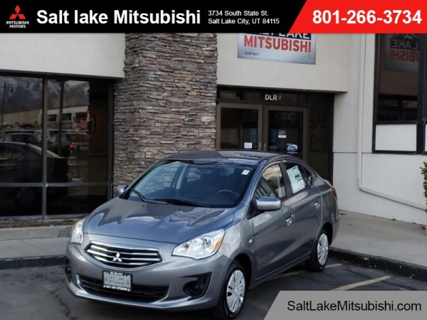 2019 Mitsubishi Mirage in Salt Lake City, UT