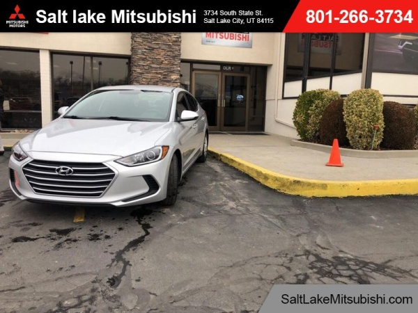2017 Hyundai Elantra in Salt Lake City, UT