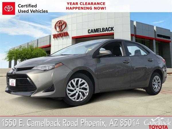 2018 Toyota Corolla in Phoenix, AZ