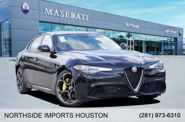 2019 Alfa Romeo Giulia in Spring, TX