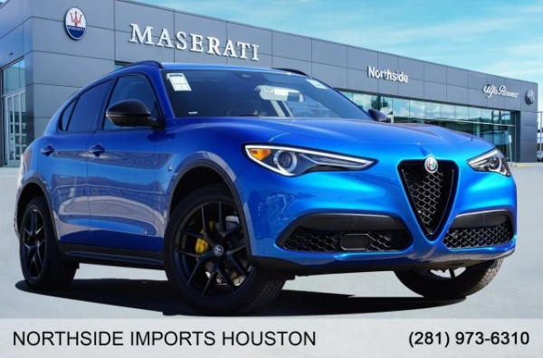 2020 Alfa Romeo Stelvio in Spring, TX